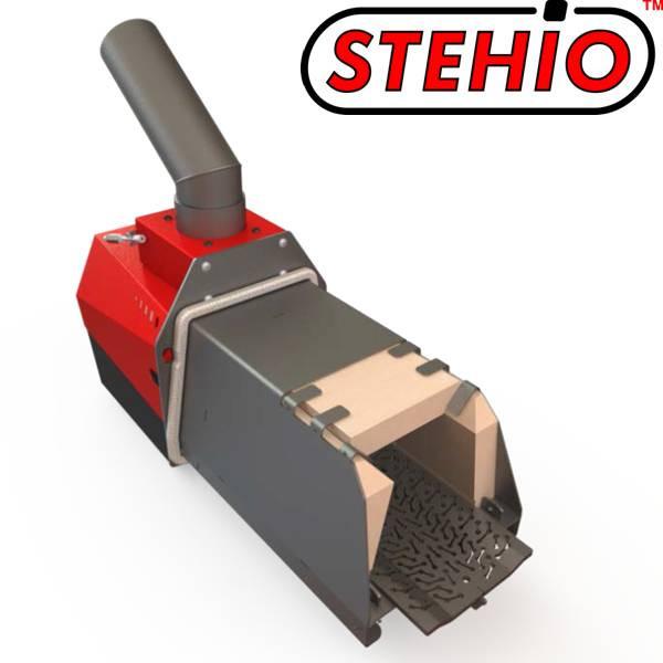 Пеллетная горелка,STEHIO TERM AK 80,Мощность-80,кВт.