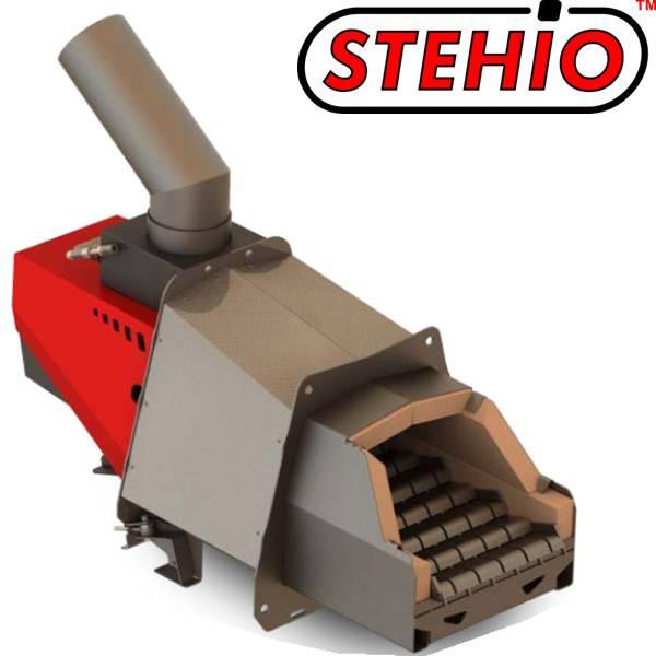 Пеллетная горелка,STEHIO PROM AK 150,Мощность-45-150,кВт.