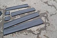 Накладка двери (листва, молдинг) комплект на Renault Trafic, Opel Vivaro, Nissan Primastar
