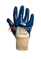 Перчатки с неполным нитриловым покрытием