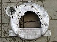 Картер (кожух) маховика СМД-31 под стартер (алюминевый)