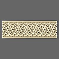 Карниз деревянный резной 150 мм