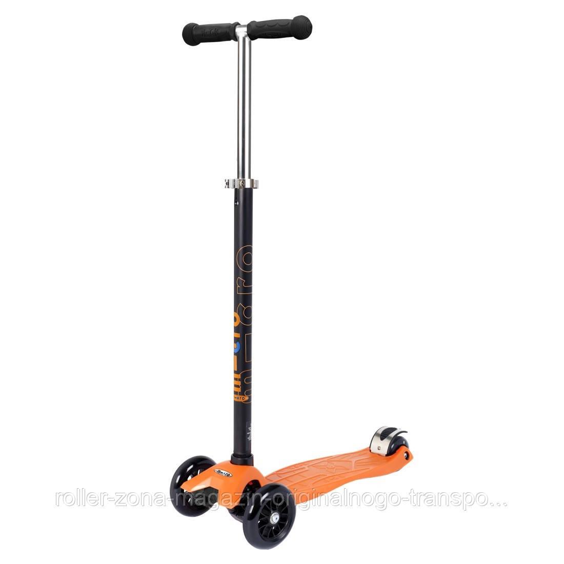 Самокат Maxi Micro Orange T