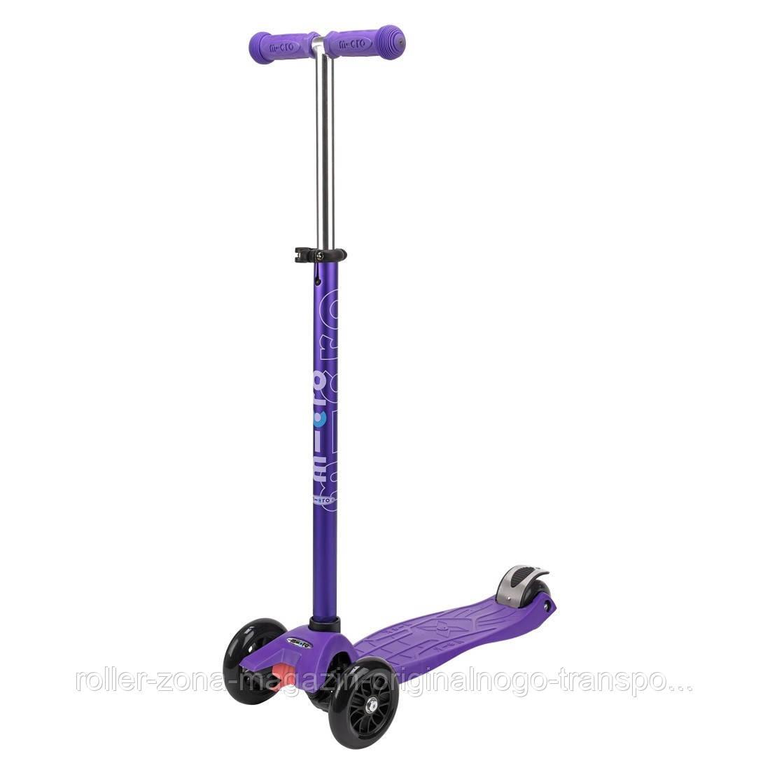 Самокат Maxi Micro Purple Metallic T