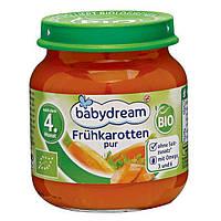 Babydream Bio Frühkarotten pur - Био Морковь. Моё первое пюре, с 4 месяца, 125 г