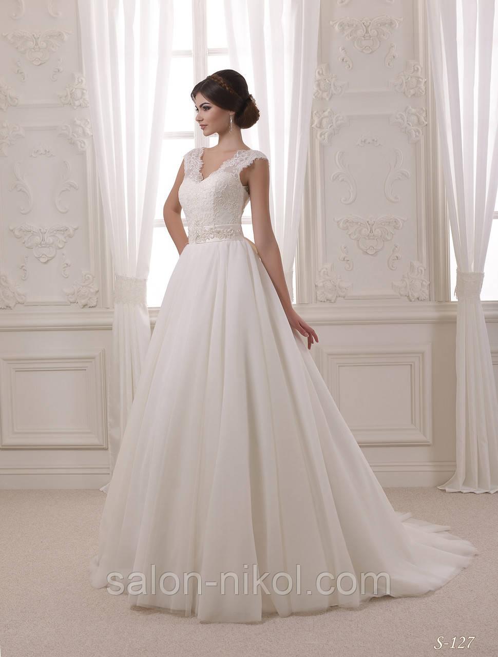 Свадебное платье S-127