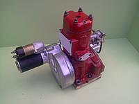 Пусковой двигатель ПД-10 в сборе с навесным оборудованием (модернизированный Д24с01-4)