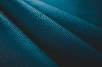Натуральная кожа  ФЛОТАР синий 600