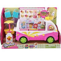 Игровой набор Shopkins&Shoppies Фургончик с мороженым 56035