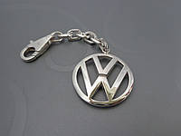 Серебряный брелок Volkswagen