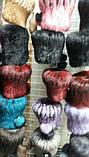 Натуральная меховая шапка кубанка, фото 7