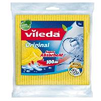 Салфетка губчатая  Vileda (5шт.)
