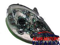 Фара передняя без корректора правая  Lifan 520 Breez (Лифан 520 Бриз) LAX4121200, фото 1