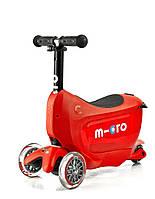 Самокат Micro Mini2go Red Deluxe , фото 1