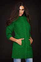 Пальто женское осеннее стойка шерсть 42,44,46,48