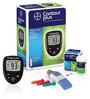Глюкометр Contour Plus (Контур Плюс) от Bayer