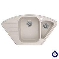Minola MTG 5180-89 Антик - мойка гранитная кухонная