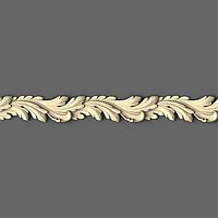 Профиль резной из дерева  45 мм