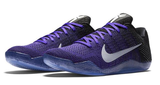 Кроссовки баскетбольные мужские Nike Kobe 11 Eulogy Оригинал