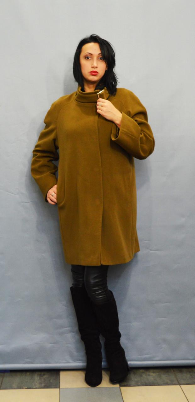 Пальто цвета табака ICON 2846