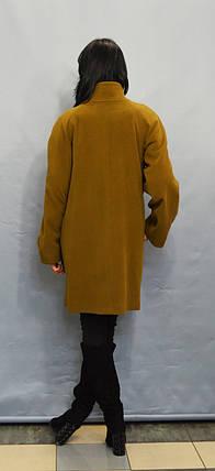 Пальто цвета табака ICON 2846, фото 2