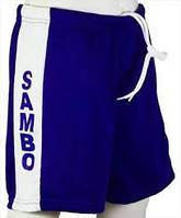 """Шорты """"Самбо"""" синие 36р, Stels"""
