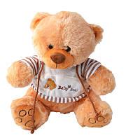 Мягкая игрушка мишка (25см) коричневый №30139