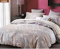 """Комплект постельного белья """"Viluta"""" ранфорс № 6 Евро Вилюта № 12658"""