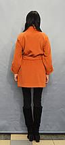 Пальто терракотовое ICON 9202, фото 3