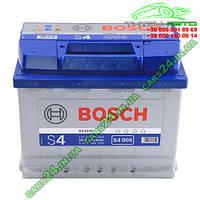 """Аккумулятор Bosch S4 Silver 60Ah, EN 540 правый """"+"""" 242x175x190 (ДхШхВ) BOSCH 0 092 S40 050"""