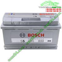 "Аккумулятор Bosch S5 Silver Plus 100Ah, EN830 правый ""+"" 353х175х190 (ДхШхВ) BOSCH 0 092 S50 130"