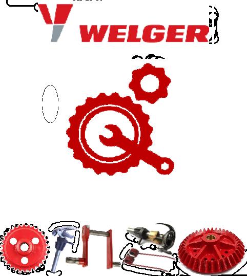 Запчасти для пресс-подборщиков Welger