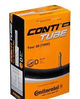 """Камера Continental Tour All Service 28"""" 700 x 32-47C Dunlop 40мм"""