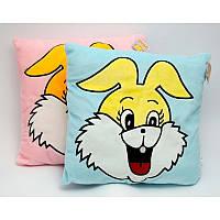 """Игрушечная подушка 40х40 см """"кролик Бакс Банни"""""""