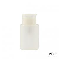Бутылочка средняя пластиковая