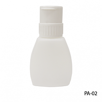 Бутылочка большая пластиковая