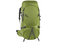 Треккинговый многофункциональный рюкзак 60+10 л. Vaude Astrum 4021574257641 Зеленый