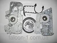 Корпус (картер) Stihl MS 361, MS 341 (11350202606, 11350202913) + подшипники + сальники + уплотнение, Falcon