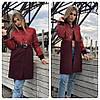 Пальто в стиле YSL (расцветки), фото 2