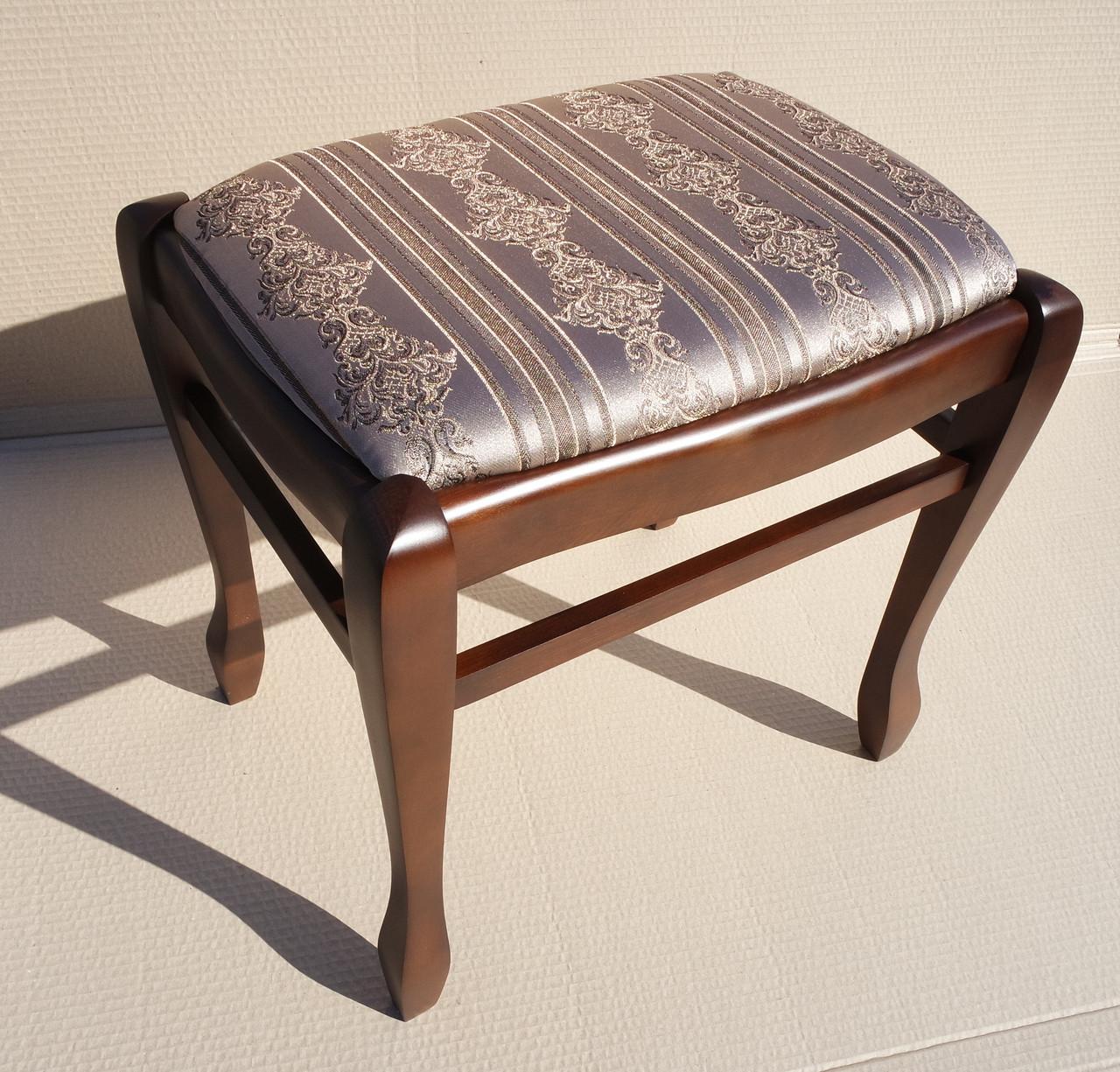 Банкетка деревянная Гармония 45 см Fn,цвет  орех