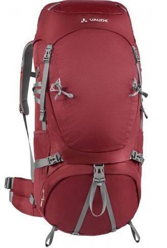 Треккинговый рюкзак 60+10 л. Vaude Astrum 4021574257689 Красный