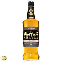 Виски Black Velvet (Блек Вельвет) 1л