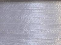 Тесьма атласная 3мм 99ярд Белый