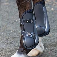 Ногавки для конкура с анти-шоком, на гвоздиках, передние