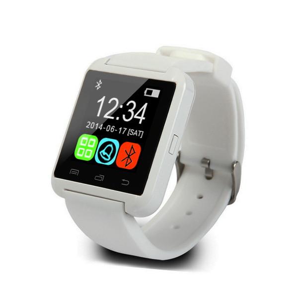 Оригинальные! Smart Watch U8 Умные часы белые