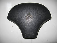 Подушка Air Bag руля 61432050B, 96434460 б/у на Citroen Berlingo, Peugeot Partner 1996-2003 год