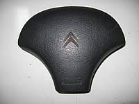 Подушка Air Bag руля 61432050B, 96434460 б/у на Citroen Berlingo, Peugeot Partner 1996-2003 год