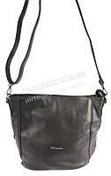 Компактная женская сумочка черного цвета art. 810