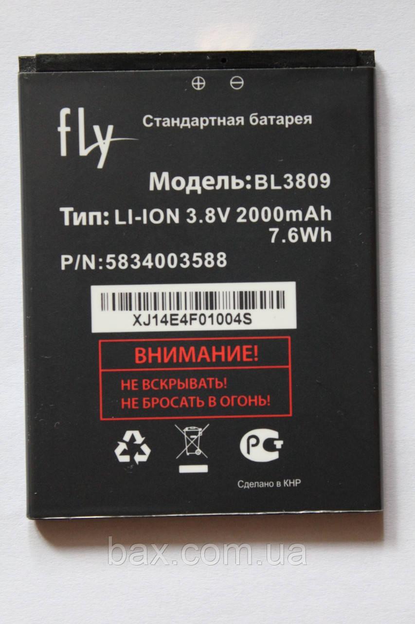BL3809 аккумулятор для FLY IQ458 оригинал