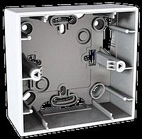 Коробка для наружного монтажа белая,серия Unica,Schneider